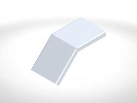 Крышка лотка КЛС45