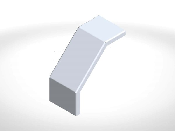 Крышка лотка КЛС90